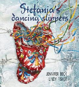 Cover: Stefania's dancing slippers