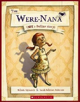 Cover of The Were-Nana