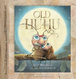 Cover: Old Hu-Hu