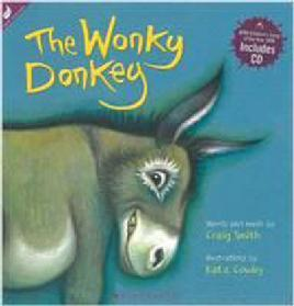 Cover: The Wonky Donkey