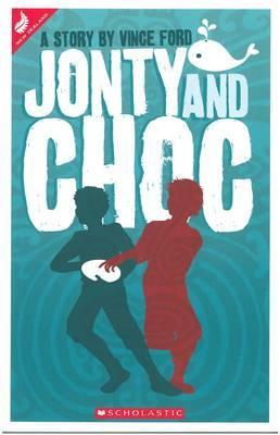Cover: Jonty and Choc