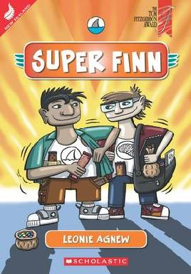 Cover: Super Finn
