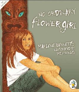 Cover of No Ordinary Flowergirl