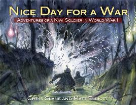 Cover of Nice Day for a War