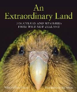 Cover of An extraordinary land