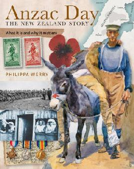 Cover of Anzac Day