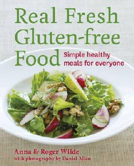 Cover of Real Fresh Gluten-free Food