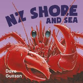 Cover of NZ shore and sea