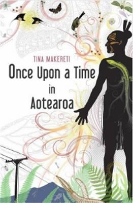cover from Once upon a time in aotearoa