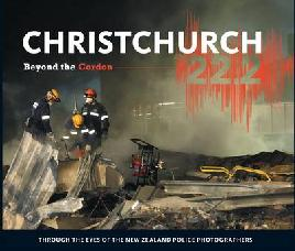 Cover: Christchurch beyond the cordon