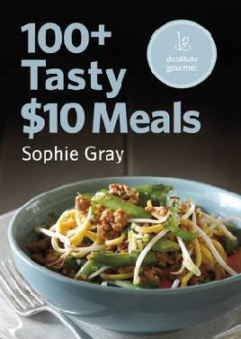 Cover of 100+ tasty $10 meals