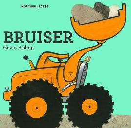 Cover: Bruiser