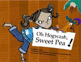 Cover of Oh Hogwash, Sweet Pea