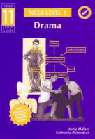 Cover image of &quot;Year 11 drama study guide&quot;