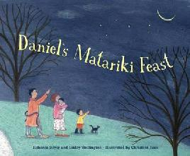Cover of Daniel's Matariki Feast