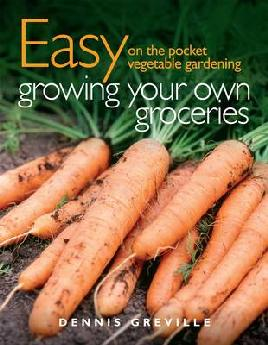 Easy on the Pocket Vegetable Gardening