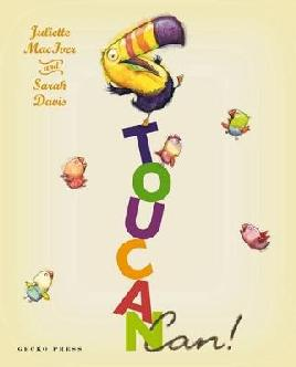 Cover of Toucan can