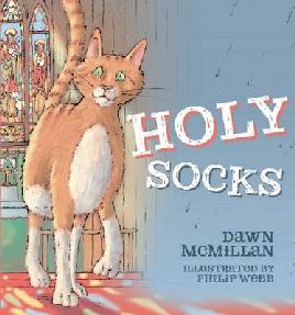 Cover of Holy socks