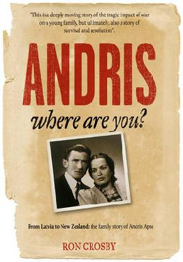 Cover of Andris, Where Are You?
