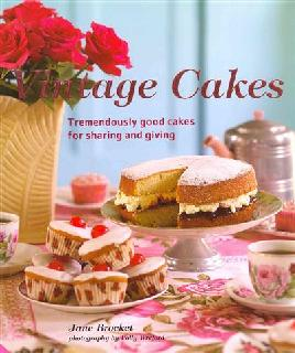 Cover of Vintage cakes