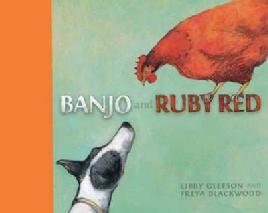 Cover of Banjo and Ruby Red