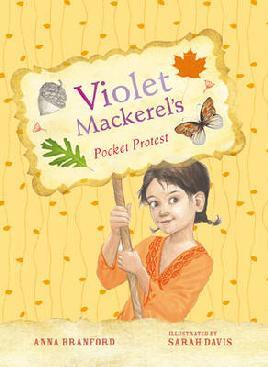 Cover of Violet Mackerel's Pocket Protest