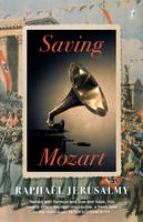 Cover of Saving Mozart