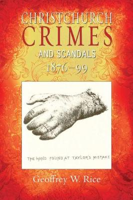 cover of Christchurch crimes