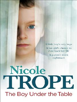 Cover of The Boy under the Table - e-book