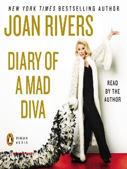 Cover of 'Diary of A Mad Diva' by Joan Rivers audiobook