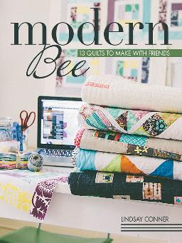Cover of Modern Bee 13 Quilts to Make with Friends - downloadable e-book