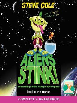 Cover of Aliens stink