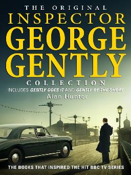 Book cover: The original Inspector George gently Collection
