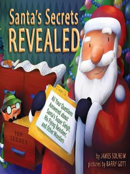 Cover of 'Santa's Secrets Revealed' - eBook