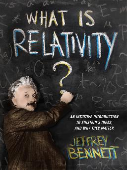 Cover of What Is Relativity?
