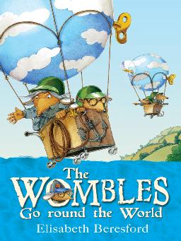 Cover of The Wombles Go round the World - downloadable e-book