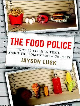Cover of The food police