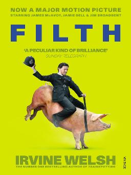 Cover of 'Filth' - ebook