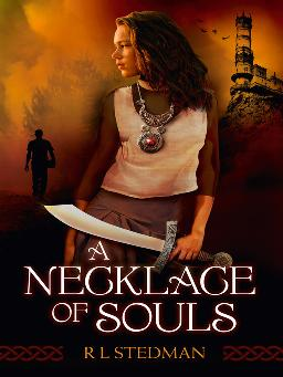 Cover of A necklace of souls