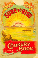 Cover of The Sure to Rise Cookery Book