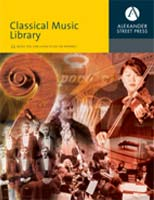 Cover of Classical Music Library