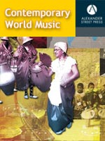 Cover of Contemporary World Music