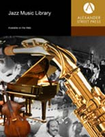 Cover of Jazz Music Library